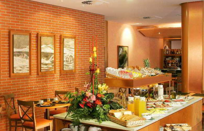 Posadas de España Cartagena - Restaurant - 22
