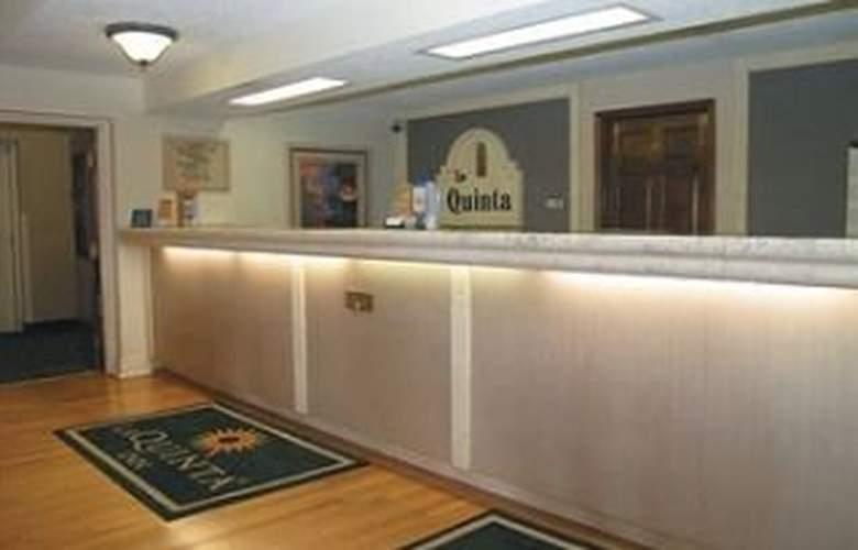 La Quinta Inn Tulsa 41st Street - General - 1