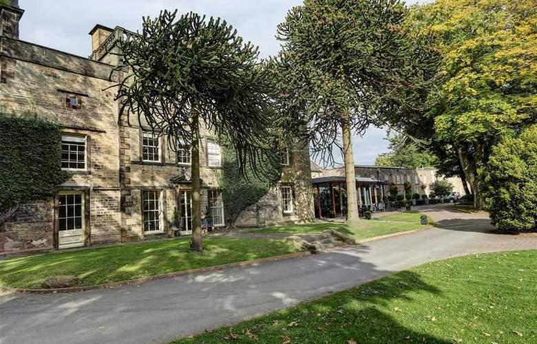 Best Western Mosborough Hall - Hotel - 147