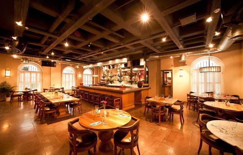 Misafir suites 8 istanbul - Restaurant - 2