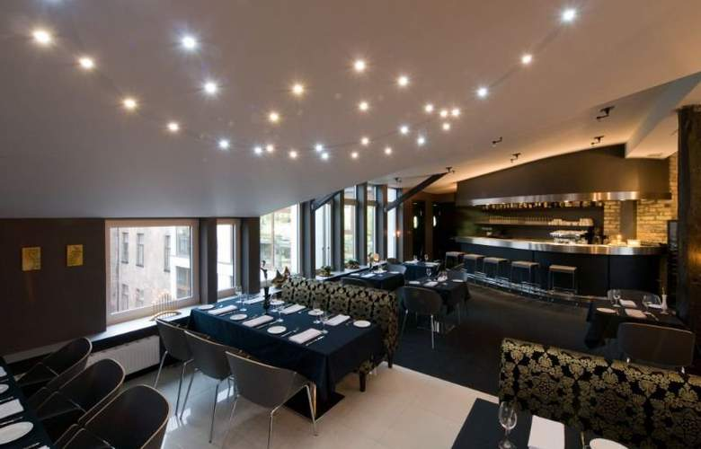 Rixwell Terrace Design - Restaurant - 4