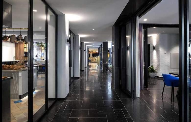 INK Hotel Amsterdam MGallery by Sofitel - Restaurant - 34