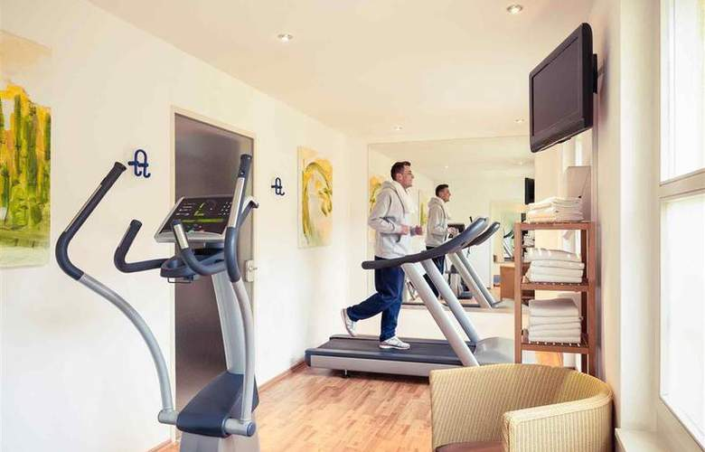 Mercure Hotel & Residenz Berlin Checkpoint Charlie - Sport - 45