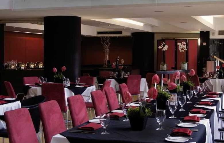 DoubleTree by Hilton Hotel México City Santa Fe - Restaurant - 46