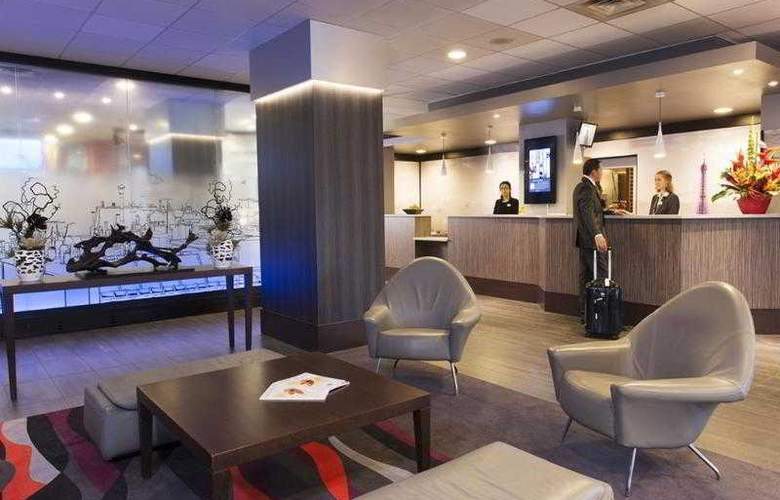 Best Western Plus Paris Orly - Hotel - 9