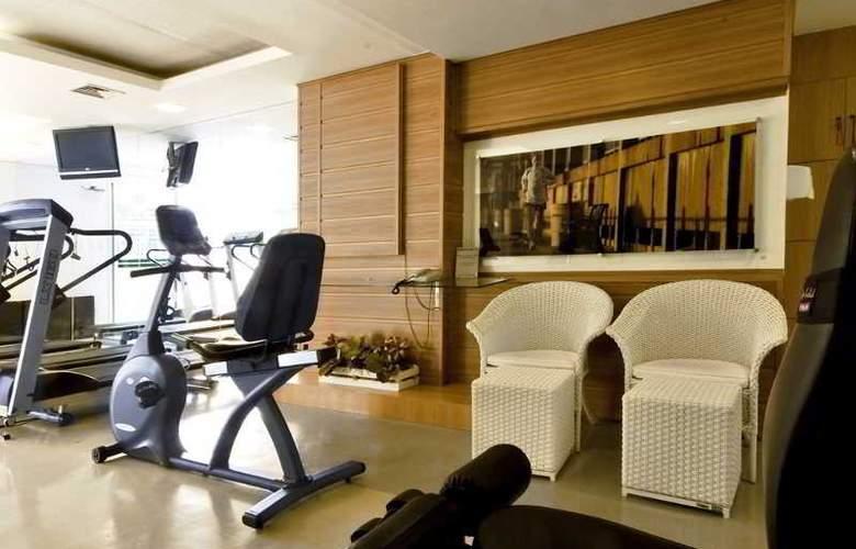 Quality Hotel Afonso Pena - Sport - 11