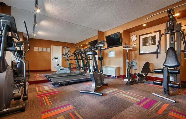 Best Western Inn at Palm Springs - Sport - 128
