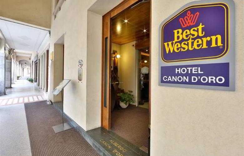Best Western Hotel Canon d'Oro - Hotel - 12