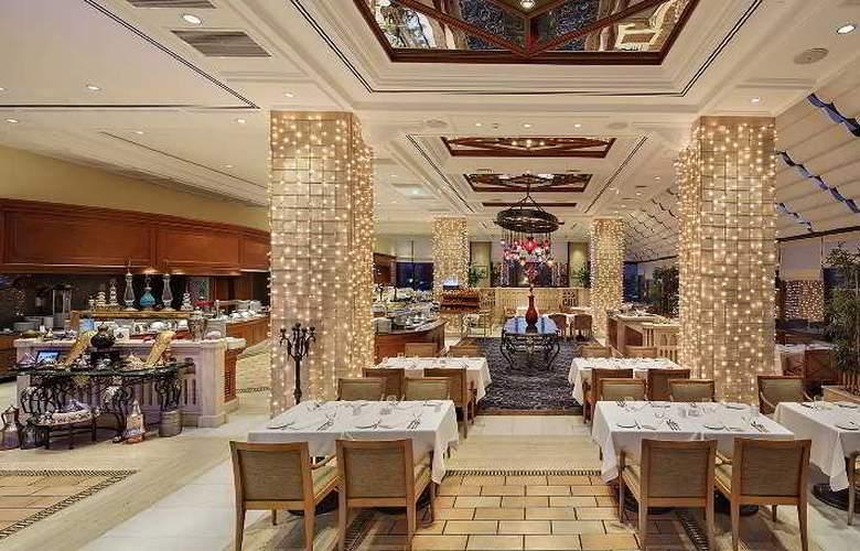 Hilton Istanbul - Restaurant - 26