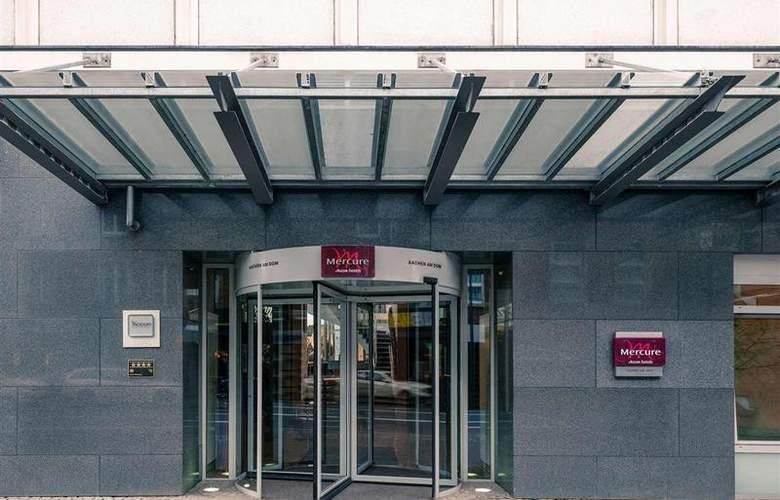 Mercure Aachen am Dom - Hotel - 28