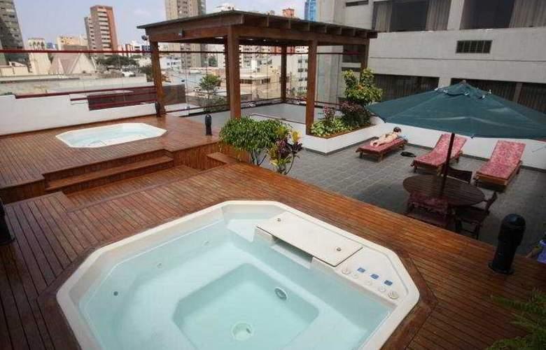 Estelar Apartamentos Bellavista - Terrace - 10
