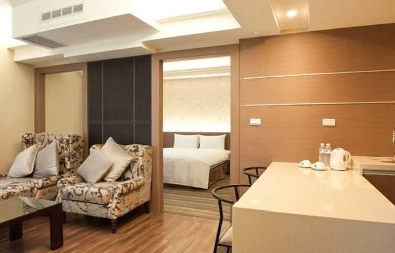 Lishiuan Hotel - Room - 0
