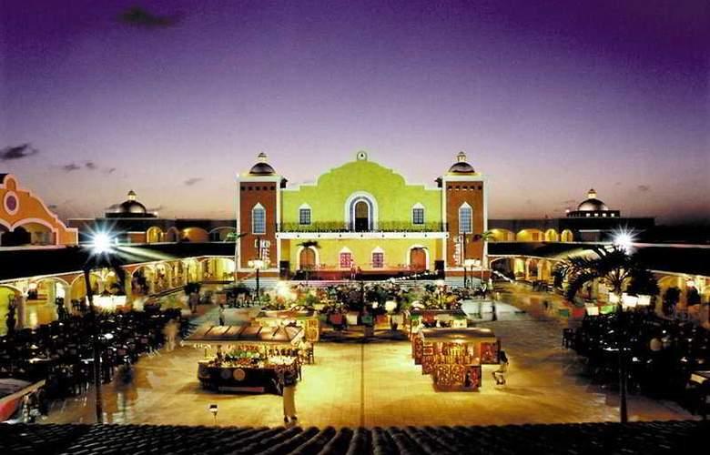 Hotel luxury bahia principe akumal desde 195 riviera maya for Hotel luxury akumal