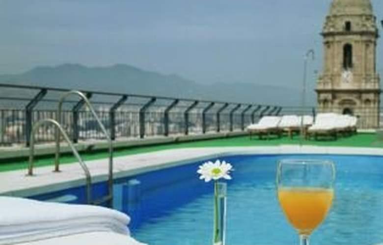 Ac Malaga Palacio - Pool - 4
