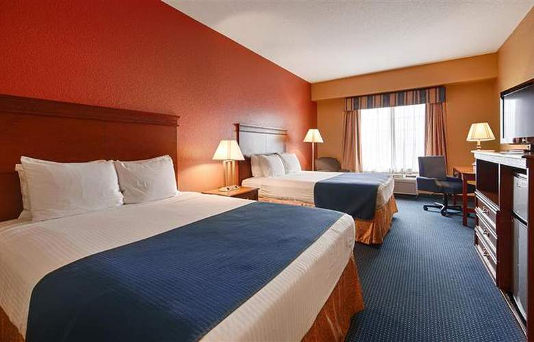 Best Western Executive Inn & Suites - Hotel - 83