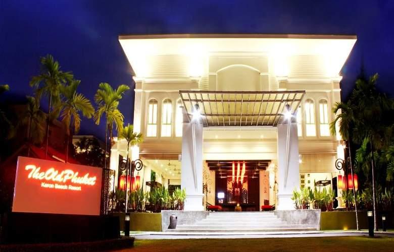 Old Phuket - Karon Beach Resort - Hotel - 13
