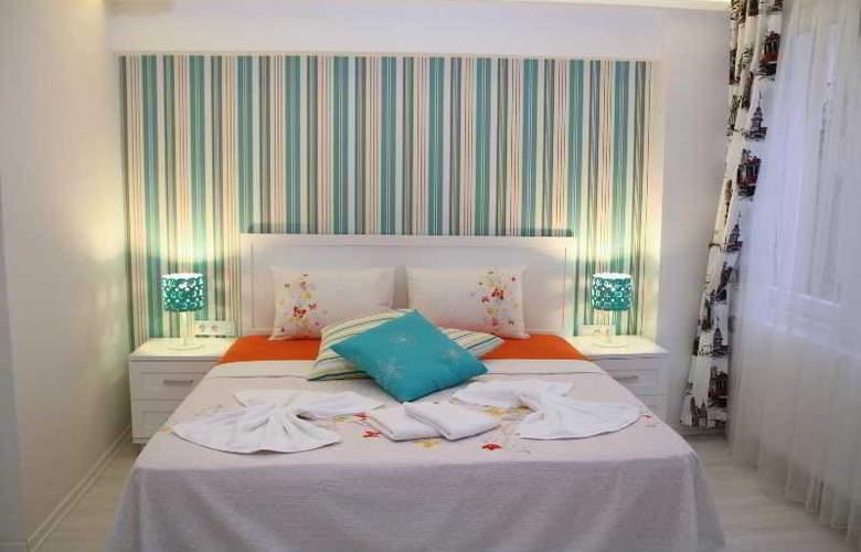 Yazar Hotel - Room - 10