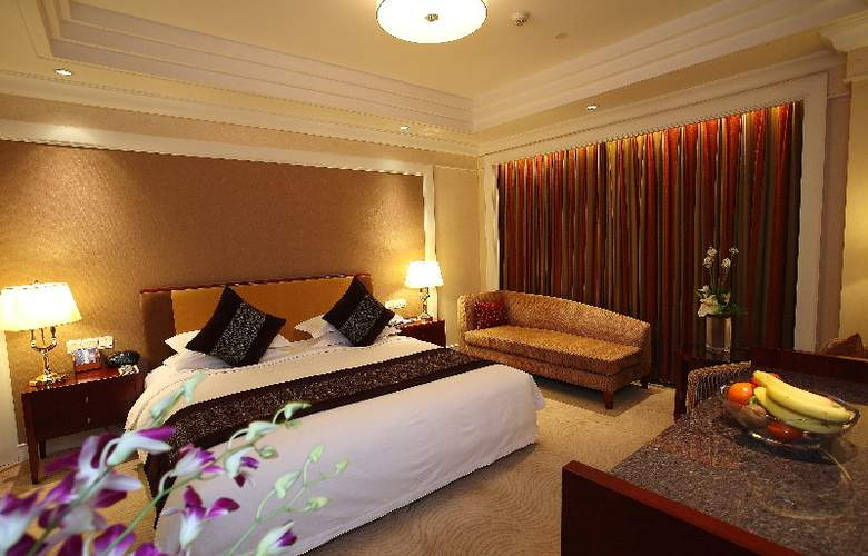 Zhejiang International Hangzhou - Room - 7
