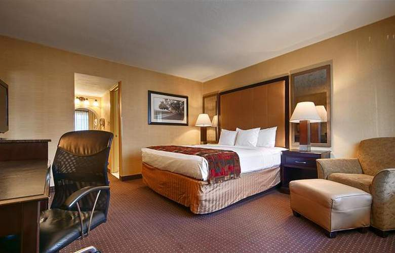 Best Western Townhouse Lodge - Room - 36