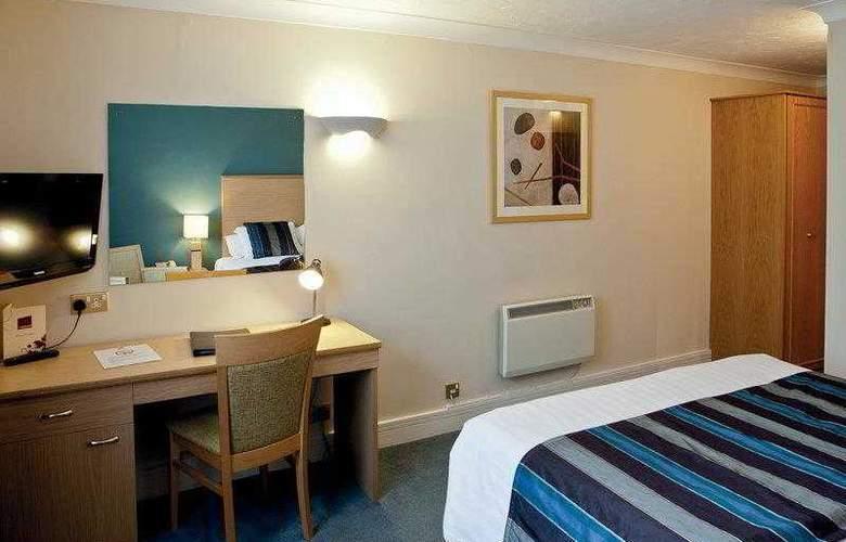 Best Western Chilworth Manor Hotel - Hotel - 0