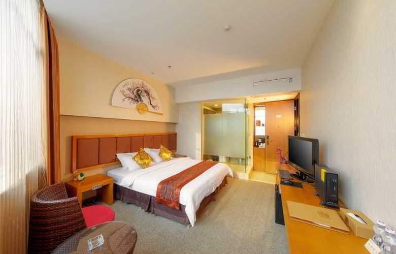 Euro Garden Hotel Guangzhou - Room - 11