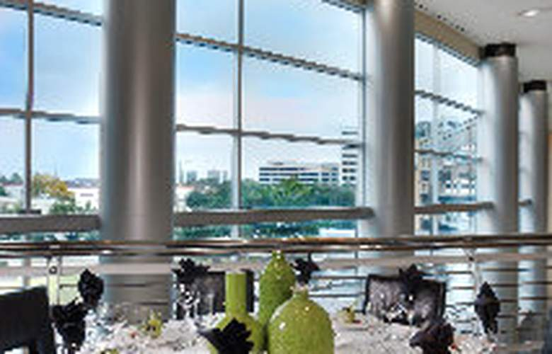 Royal Sonesta Hotel Houston - Restaurant - 3