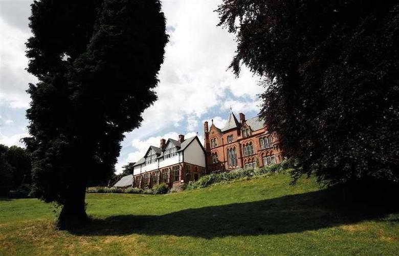 Best Western Bestwood Lodge - Hotel - 59