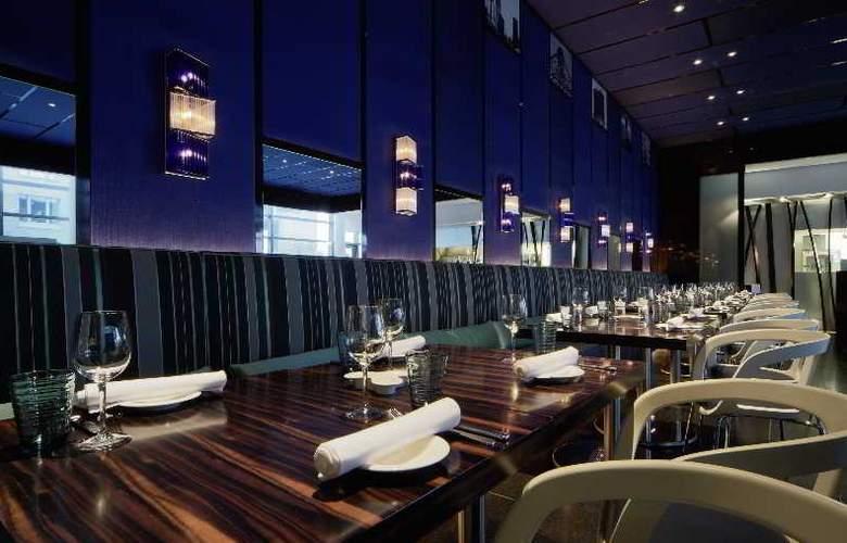 Radisson Blu Hotel Frankfurt - Restaurant - 10