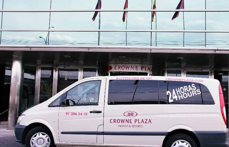 Crowne Plaza Madrid Airport - Hotel - 9