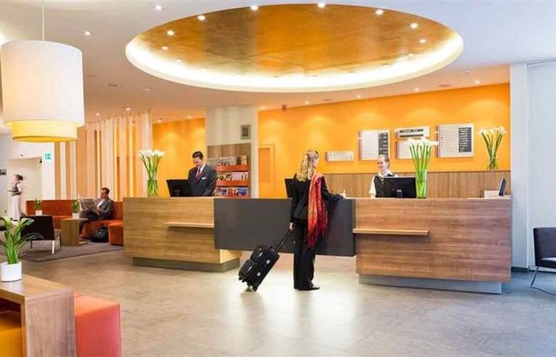 Mercure Stuttgart Airport Messe - Hotel - 56