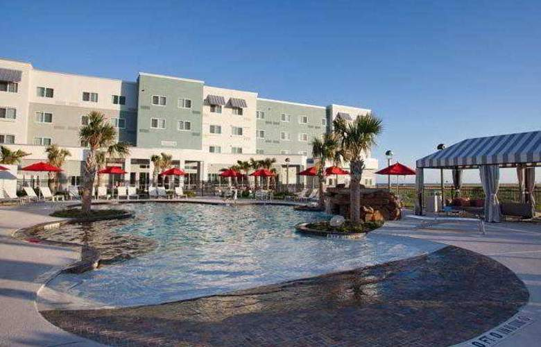 TownePlace Suites Galveston Island Gulf Front - Hotel - 5
