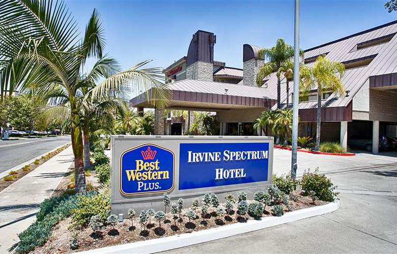 Best Western Plus Irvine Spectrum - Hotel - 14