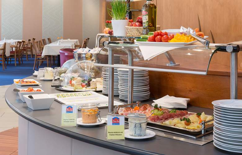 Star Inn Hotel Premium Graz, by Quality - Restaurant - 5