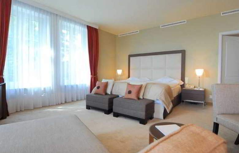 Lausanne Palace - Room - 6