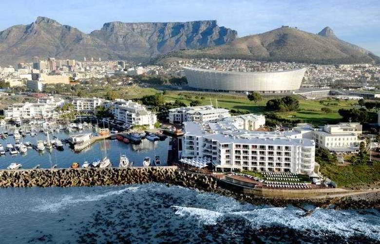 Radisson Blu Hotel Waterfront, Capetown - General - 1