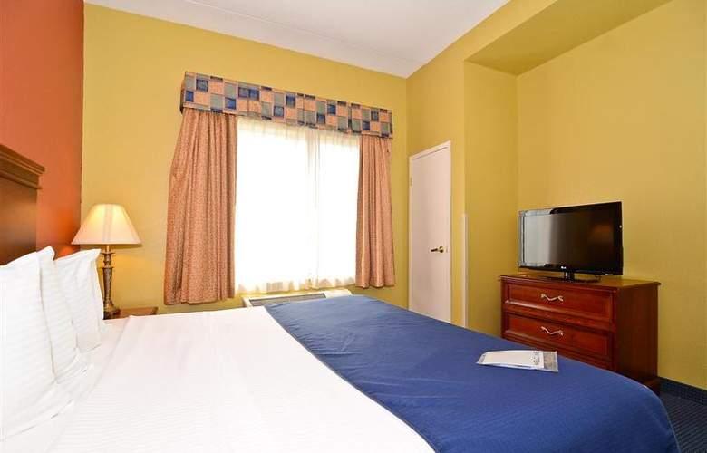 Best Western Executive Inn & Suites - Room - 121