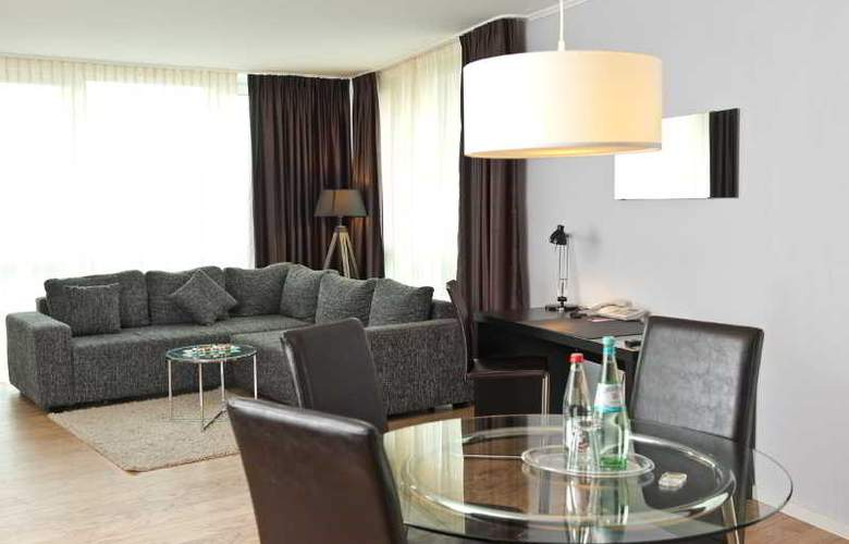 Windham Hannover Atrium - Room - 28