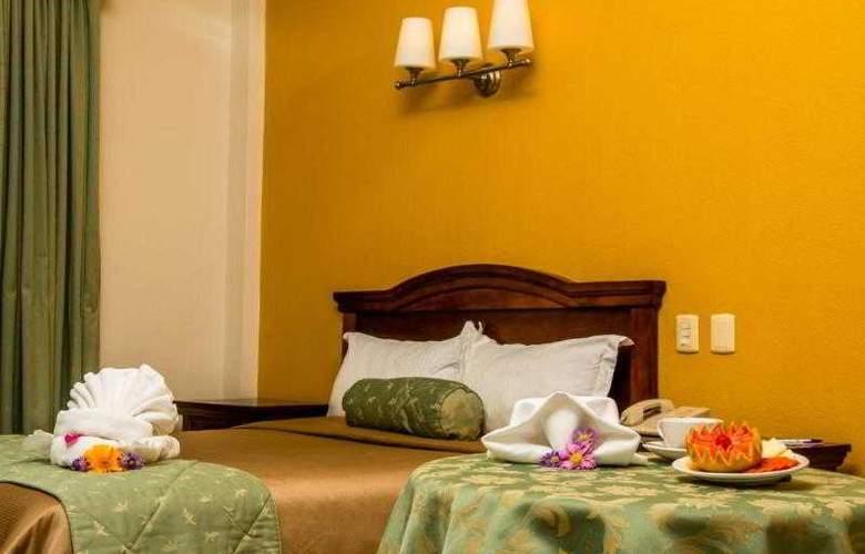 Plaza Campeche - Room - 5