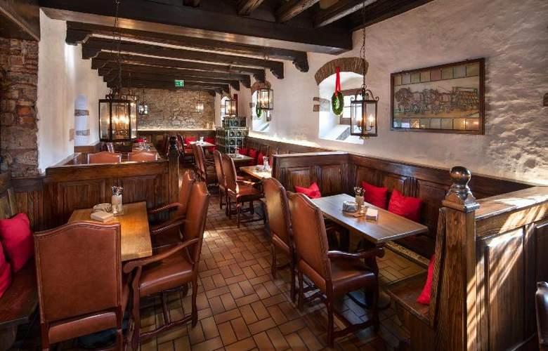 Kempinski Hotel Frankfurt Gravenbruch - Restaurant - 22
