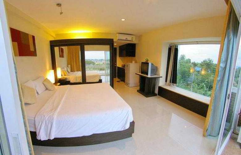 Center Park Service Apartment & Hotel Chiang Mai - Room - 2