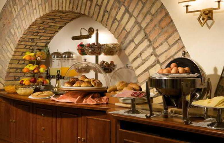 Relais Patrizi - Restaurant - 11