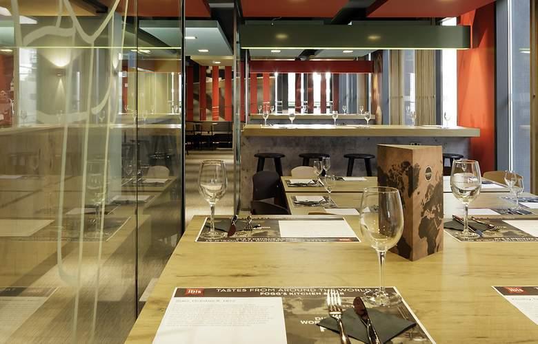 ibis Londres Excel Docklands - Restaurant - 4