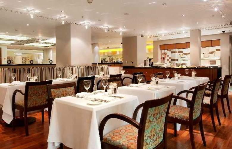 Hilton London Paddington - Restaurant - 6