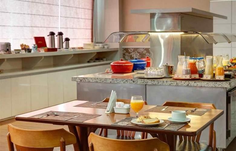 Mercure Belo Horizonte Lifecenter Hotel - Restaurant - 40