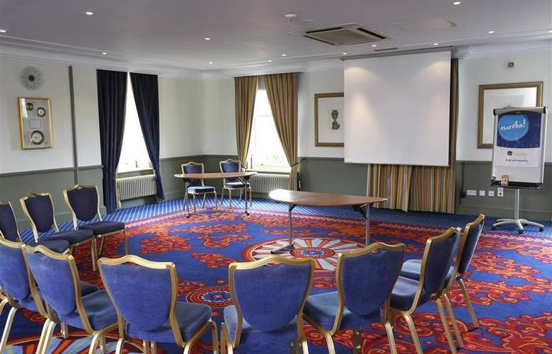 Best Western Stoke-On-Trent Moat House - Conference - 102