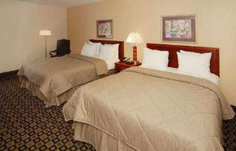 Comfort Inn & Suites - Room - 4