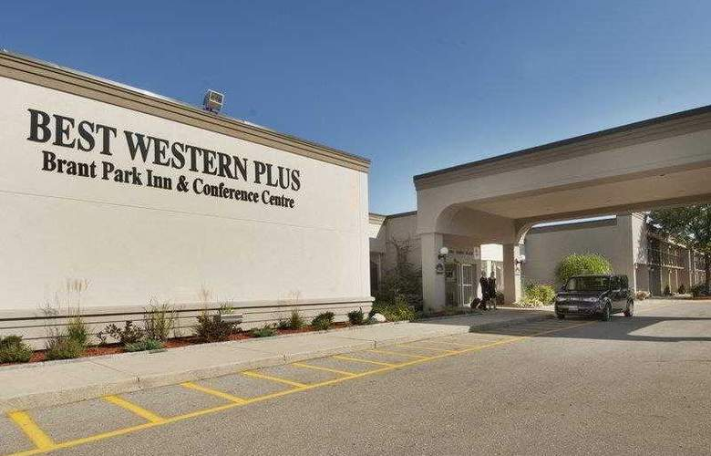 Best Western Brant Park Inn & Conference Centre - Hotel - 55