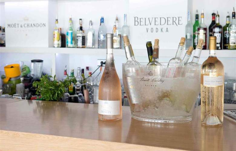 Mercure Croisette Beach Cannes - Bar - 47