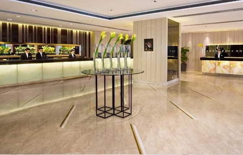 Royal Park Hotel Hong Kong - General - 4