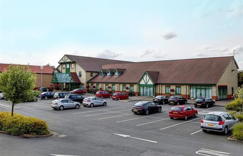 Best Western Bentley Leisure Club Hotel & Spa - Hotel - 92